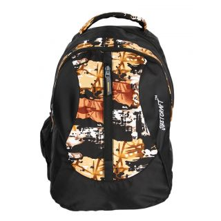 Justcraft Gold Water Resistant Backpacks