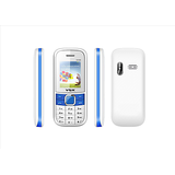 VOX New V3100 Triple Sim Mobile Phone (White & Blue)
