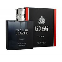 English Blazer Black Eau De Toilette - 100 Ml (For Men)