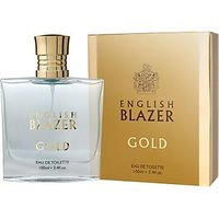 English Blazer Gold Eau De Toilette - 100 Ml (For Men)