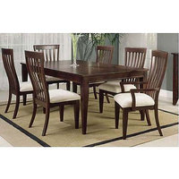 Pure Wood Dining Table Set