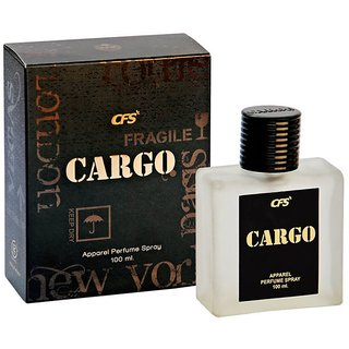 CFS Cargo Black Perfume of 100ml For Men and Women