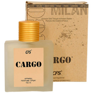 CFS Cargo Khakhi Perfume of 100ml For Men and Women