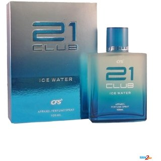 CFS 21 Ice Water Perfume of 100ml For Men and Women