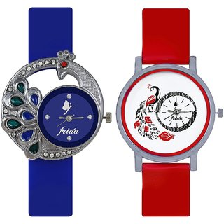 Original Stylish Women BLUE  RED MORE  Latest Fashion WOMEN WATCHES