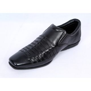 Valentino Latest Black Men's Formal Shoes