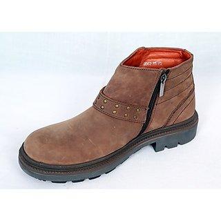 Valentino Snappy Khaki Men's Boots