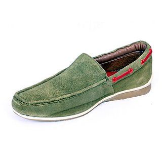 Valentino Pretentious Green Men's Casual Shoes