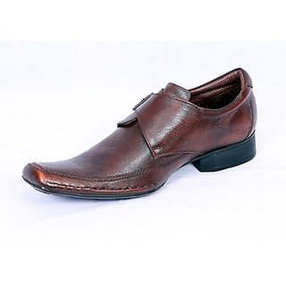 Valentino Swank Brown Men's Formal Shoes