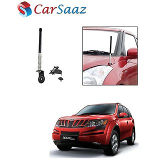 Carsaaz bonnet VIP show antenna Black for Mahindra Xuv 500