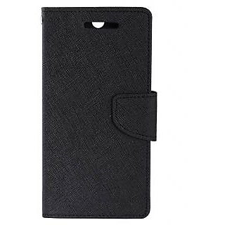 Infocus M350 Mercury Flip Cover By Sami - Black