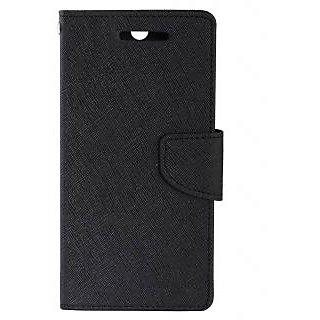Samsung Galaxy S5 Mercury Flip Cover By Sami - Black