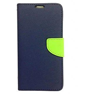 Samsung Galaxy E5 Mercury Flip Cover By Sami - Blue