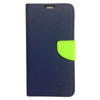 Apple IPhone 5S Mercury Flip Cover By Sami - Blue