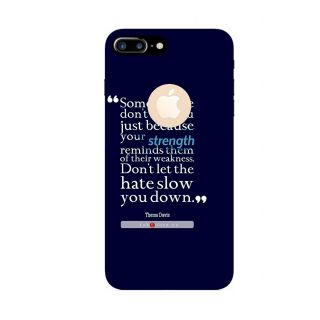 Unique Print Back Cover For Apple Iphone 7 Plus
