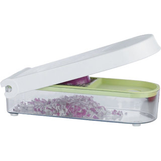 Gold Dust's Ganesh Vegetable And Fruit Chopper/Slicer