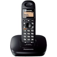 Panasonic 2.4 GHz KX-TG3611SXS Digital Cordless Phone