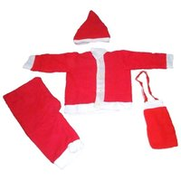 Christmas Dress For Kids - Santa Claus Dress/Costume