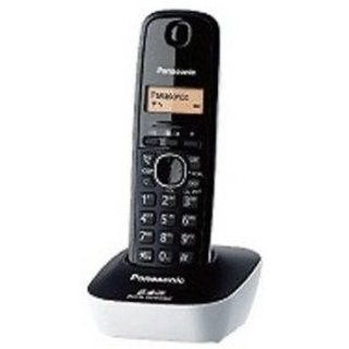 Panasonic KX-TG3411SX 2.4GHz Digital Cordless Phone