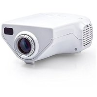 Mini LED Projector LCD Multimedia Beamer Home VGA AV TF USB HDMI Support - 102777934