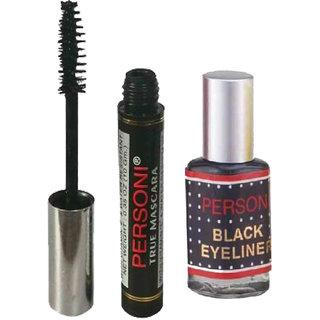 Personi Eyeliner and  Mascara - Combo