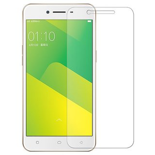 Curved Tempered Glass For Oppo A37