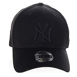 5c621d960ce Mens Womens Black Casual Sport Hip Hop Adjustable Baseball Snapback Hat Caps  LOGO available at ShopClues