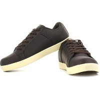 Sparx Men's Brown Slip On Sneakers Shoe