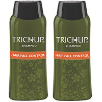 Trichup Hair Fall Control Herbal Hair Shampoo (200 Ml X 2) (Pack Of 2)