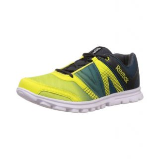 Reebok Men'S Green Running Shoes