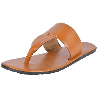 Accolade Men's Tan Slip on Outdoor Sandals