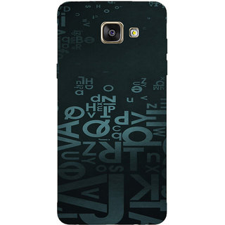 Samsung Galaxy A7 (2016) Printed back cover