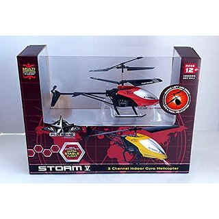 Pilot Brand Storm 5 Indoor Gyro Helicopter