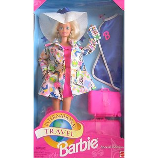 International Travel Barbie