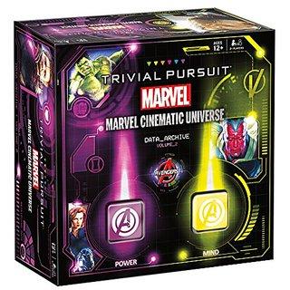 Trivial Pursuit Marvel Cinematic Universe Volume 2 Game