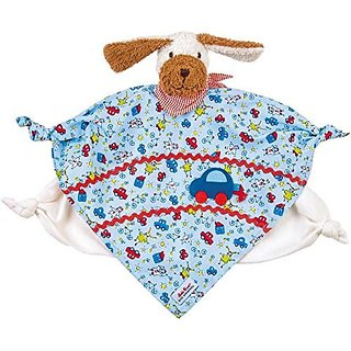 Features crinkle film to aid in developing newborns cognitive sound awareness-Bright colors and soft fabric stimulate a