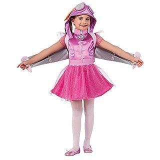 Rubies Costume Toddler PAW Patrol Skye Child Costume, Pink (3t-4t)