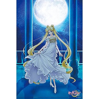 Ensky Sailor Moon Crystal Pretty Guardian Princess Serenity Jigsaw Puzzle (1000 Piece)