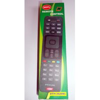 Brand New Replacement Airtel DTH Compatible Remote Control With Free Shipping!!