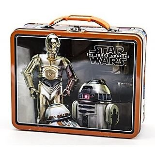Star Wars Episode VII Tin Tote.