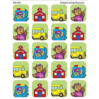 120 stickers per pack-Each sticker is approximately 1 inch square-Acid-free