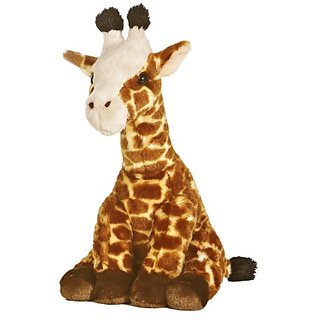 Aurora World Destination Nation Giraffe Plush, 12