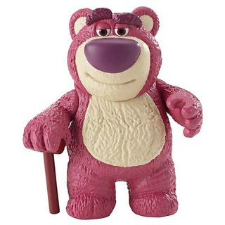 Disney Pixar Toy Story Lotso Figure, 4