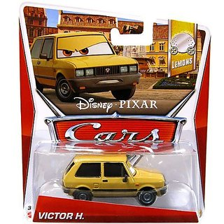Disney Pixar Cars Lemons Victor H. Tan #3 7