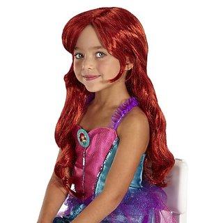 Disney Princess Ariel Wig