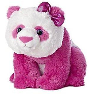 Aurora World Girlz Nation Pink Panda Plush, 11