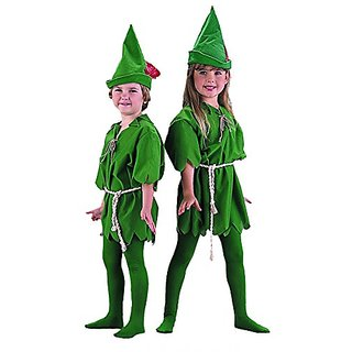 Childs Peter Pan Halloween Costume (Size: X-Small 4-6)