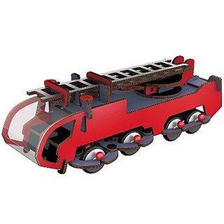 Buildex Speed Machines Fire Blaster Fire Truck