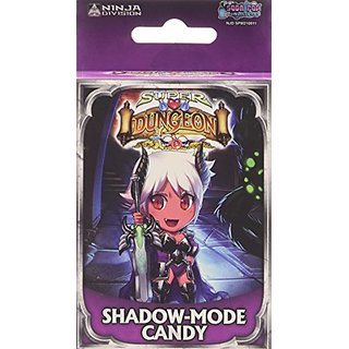 Shadow Mode Candy Board Game