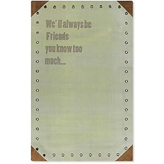 Surya QUO6002-46 Quote Area Rug, 4 x 6, Light Gray Olive